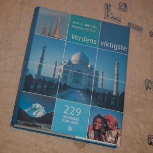 Verdens viktigste 229 reisemål for livet
